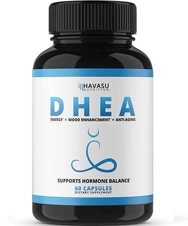 Havasu Nutrition DHEA 50mg Extra Strength Designed for Promoting Youthful Energy - 60 Capsules