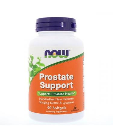 Now Foods Prostate Support 90 Softgels