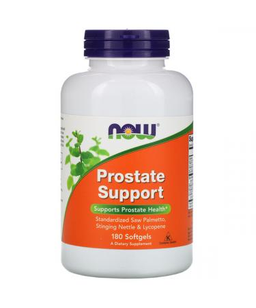 Now Foods Prostate Support 180 Softgels
