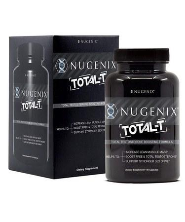 Nugenix Total-T Men's Testosterone Boosting - 90 Capsules