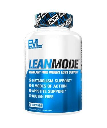 EVLution Nutrition Lean Mode - 150 Capsules