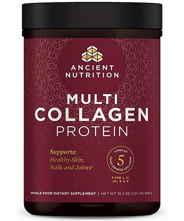 Ancient Nutrition Multi Collagen Protein Powder - 45 Servings