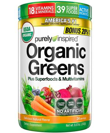 Purely Inspired Superfoods & Multivitamins - 24 Servings