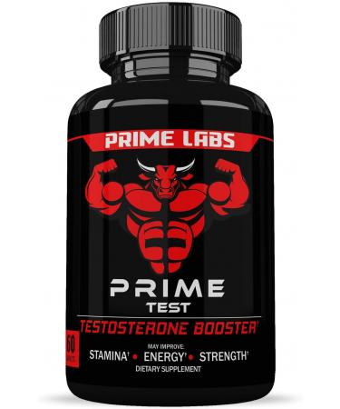 Prime Labs Men's Test Booster - 60 Caplets