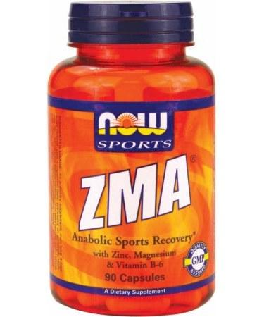 Now Foods Sports ZMA Sports Recovery 90 Capsules