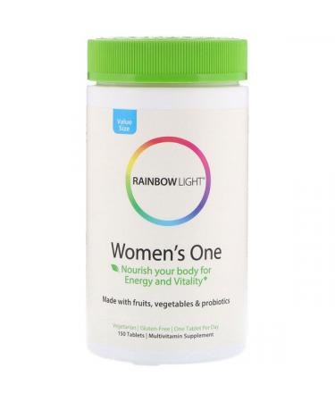 Rainbow Light Women's One 150 Tablets