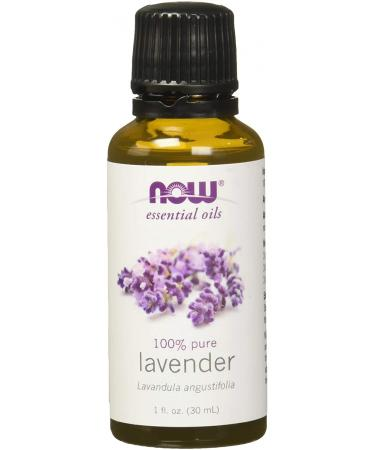 Now Foods Essential Oils Lavender 1 fl oz (30 ml)