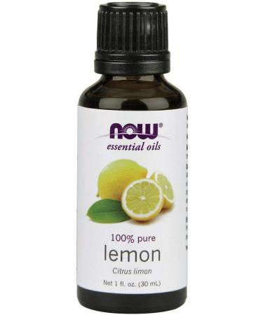 Now Foods Essential Oils Lemon 1 fl oz (30 ml)