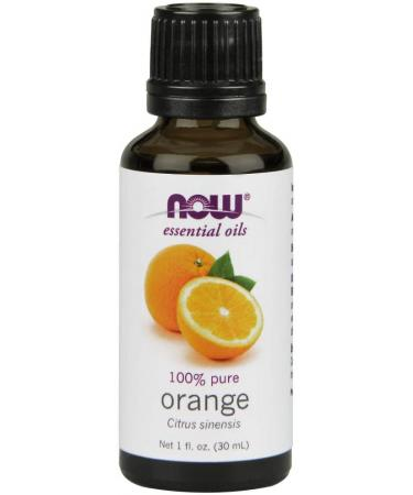 Now Foods Essential Oils Orange 1 fl oz (30 ml)