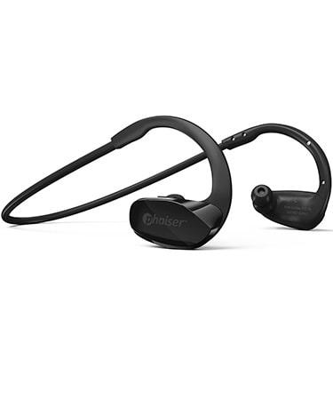 Phaiser BHS-530 Bluetooth Headphones for Running - Black