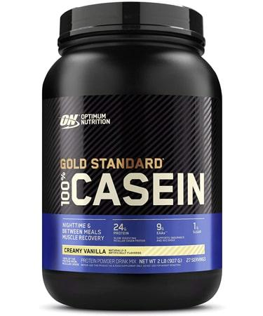 Optimum Casein Gold Standard 100%