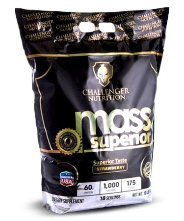Challenger Nutrition Mass Superior