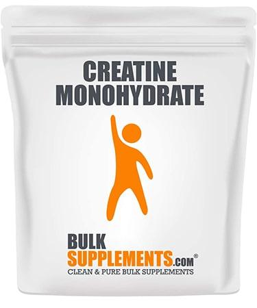 Bulksupplements Creatine Monohydrate Powder Micronized (100 Grams)