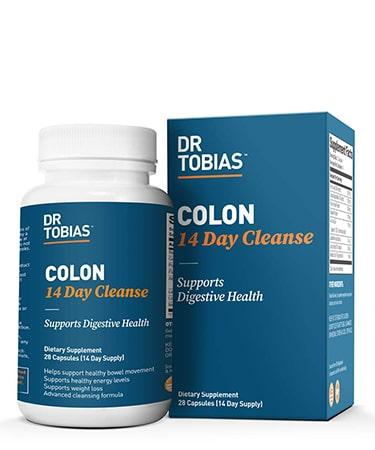 Dr. Tobias Colon: 14 Day Quick Cleanse - 28 Capsules