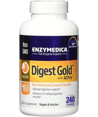 Enzymedica Digest Gold with ATPro 240 Capsules