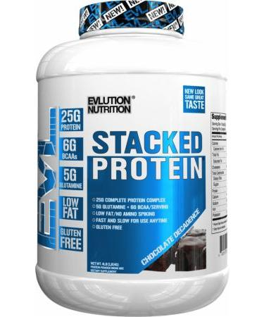 EVLution Nutrition Stacked Protein