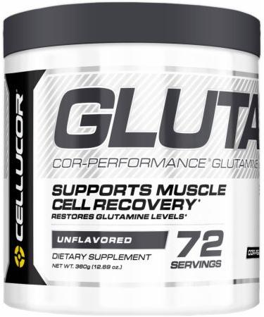 Cellucor COR-Performance Glutamine - Not Flavored - 360 grams