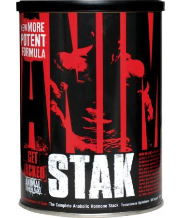 Universal Nutrition Animal Stak 2 - Not Flavored - 21 Packs