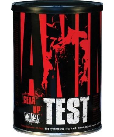 Universal Nutrition Animal Test - Not Flavored - 21 Packs