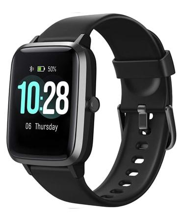 Letsfit Smart Watch & Fitness Tracker with Heart Rate Monitor