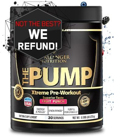 Challenger Nutrition The Pump