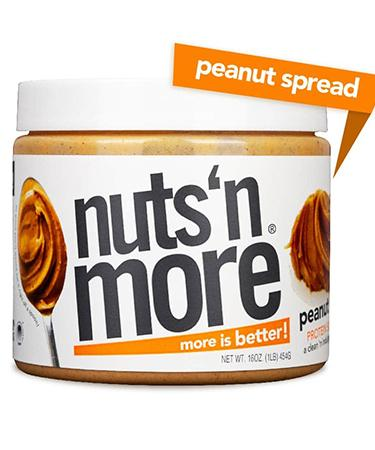 Nuts 'N More Peanut Butter High Protein Spread
