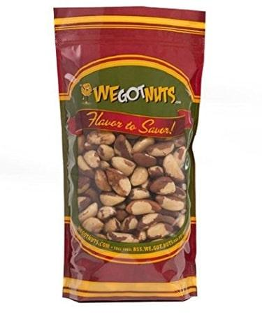 We Got Nuts Brazil Nuts - 1 Lb. (453 grams)