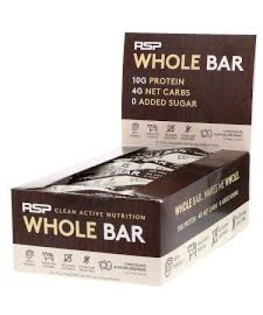 RSP Nutrition Protein Bar
